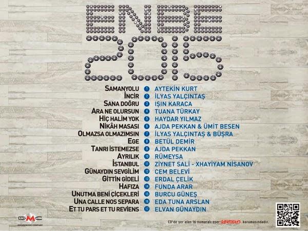 enbe albümü